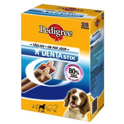 Pedigree DentaStix Medium Multipack (dog 10+ kg) 720gr