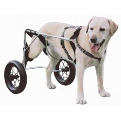 Αναπηρικό καρότσακι σκύλου μεγάλου μεγέθους