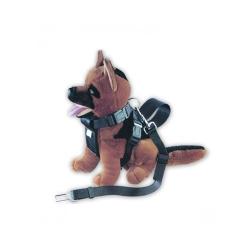 Ζώνη ασφαλείας αυτοκινήτου για σκύλους, Xtra Large