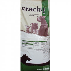 Cracky dog 20kg