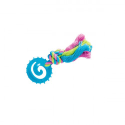 FUN RUGS PUPPY TPR TOY ' WHEEL' 25cm