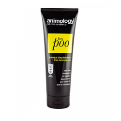 Animology Σαμπουάν - Fox Poo 250ml (αφαίρεση ακαθαρσιών)