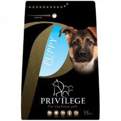 Privilege Puppy All Breeds 15kg