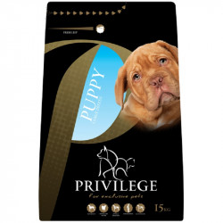 Privilege Puppy Large Breeds 15kg