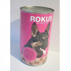 Rokus κονσέρβα σκύλου Αρνί 1250gr