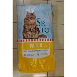 SR Gato Mix Γατοτροφή 20kg