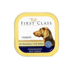 Δισκάκι First class Σκύλου Κουνέλι 300gr