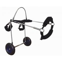 Αναπηρικό καρότσακι σκύλου μεσαίου μεγέθους