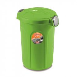 Δοχείο αποθήκευσης τροφής Jerry πράσινο 23lt