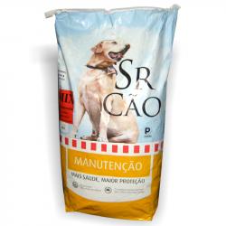 Sr Cao Ξηρά τροφή σκύλου τρίχρωμη 20kg