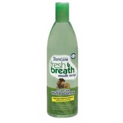 TropiClean fresh breath water 473ml