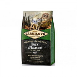 Carnilove Adult dogs Duck & Pheasant 12kg