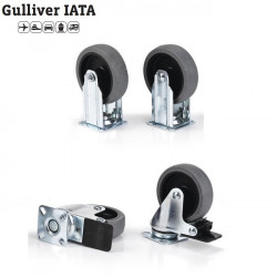 Gulliver Ρόδες για 4 - 5 - 6 - 7 Σετ 4 τεμαχίων