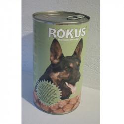 Rokus κονσέρβα σκύλου κρέας 1250gr