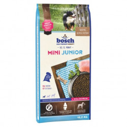 Bosch Mini Junior 15kg + Δώρο Λιχουδιά