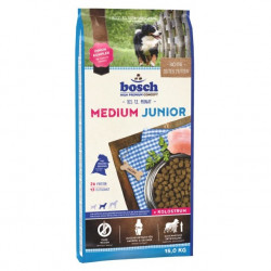 Bosch Junior Medium 15kg + Δώρο Λιχουδιά