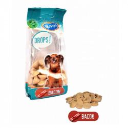 Snack Drops Μπέικον 100gr