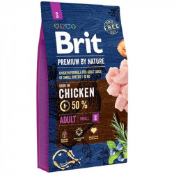 Brit Premium By Nature Adult Small 8kg