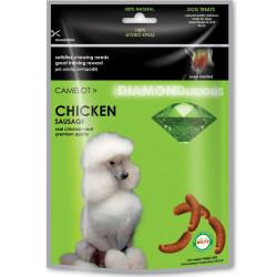 Λιχουδιά Σκύλου Camelot Chicken Sausage 100gr