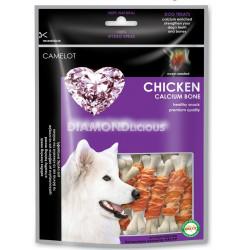 Λιχουδιά Σκύλου Dry Chicken Wt Calcium 100gr