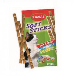Sanal Cat Soft Sticks Lamb & Rice