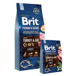 Brit Premium By Nature Light Turkey 15kg