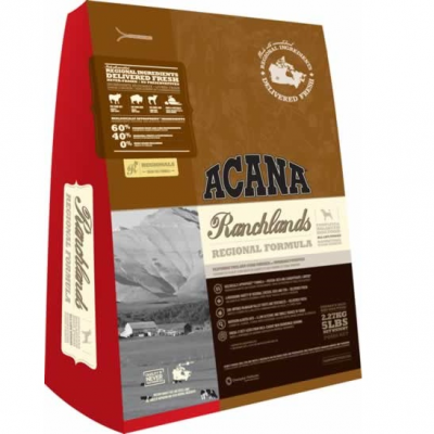 Acana Ranchlands 11.4kgr