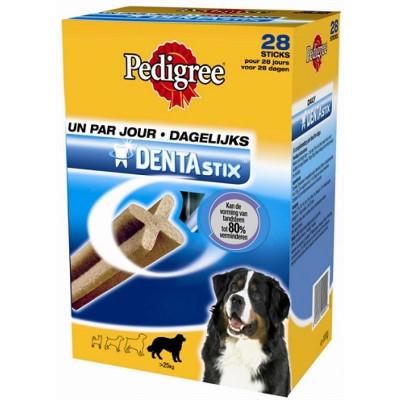 Pedigree DentaStix Large MultiPack (dog 25+ kg) 28τεμ 1080gr