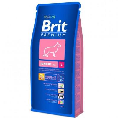 Brit Premium Junior Large 15kg