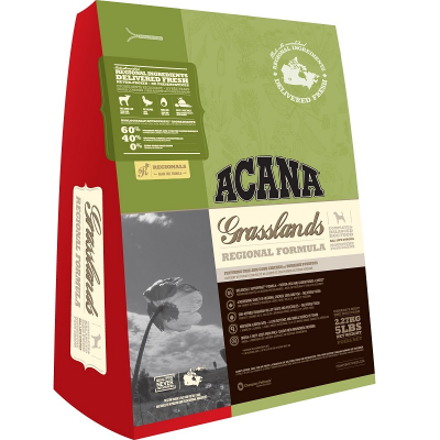 Acana Grasslands για σκύλους 11.4kg